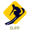 icona surf